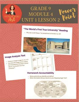 Grade 9 Module 4 Unit 1 Lesson 2 Slides