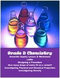Grade 9 Science Inquiry Activities