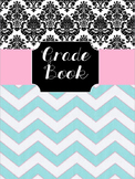 Grade Book Cover