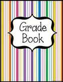 Grade Book Cover by Johnson Creations
