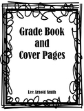 Grade Book, Cover Pages & Insert Pages