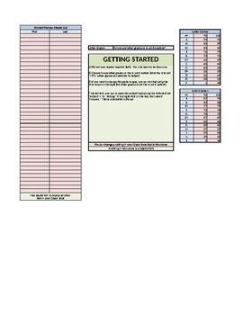 Grade Book Standard
