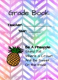 Grade Book for Standards Based Grading *Including Life and