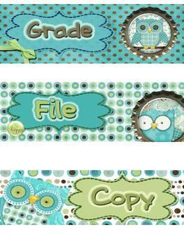 Grade, Copy, File FREEBIE!!