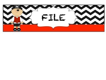 Grade, Copy, File drawers
