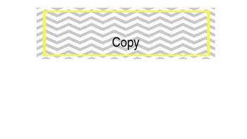 Grade File Copy Sterlite Labels