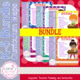 Grade K-5 Curriculum Map BUNDLE