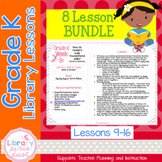 Gr. K: 8 Lessons  (Fiction & Nonfiction)