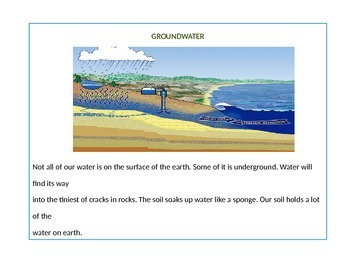 Grade Level 3  ELA Module 4  Where in the World is our WAter?