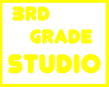 Grade Level Art Classroom or Studio Signs