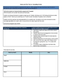 Grade Level Chair Planning Document