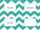 Grade Level Chevron Labels