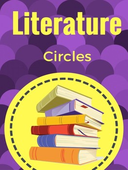 Literature Circle Workbook - Great for any novels!