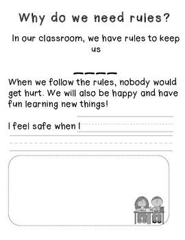 Grade One: Back to School Handbook