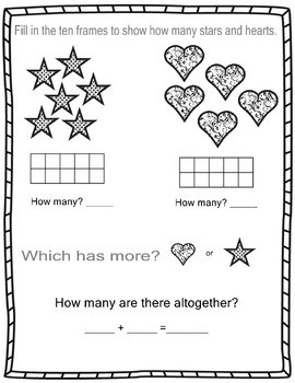 Back to School Math and Language Activity Printables! Grade 1