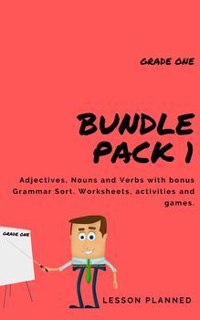 Grade One Bundle Pack 1