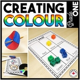 Creating Colour: A Colour Science Unit for Grade One