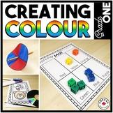 Creating Colour | Alberta Curriculum
