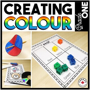 Colour Science - Printables and Activities