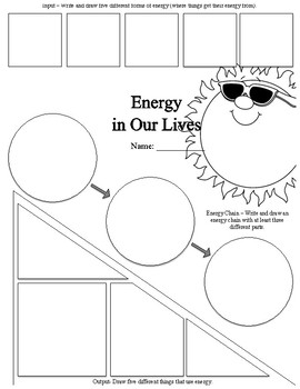 Grade One Energy Title Page