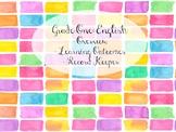 Grade One English Australian Curriculum breakdown record keeper