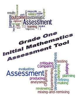 Grade One Initial Mathematics Assessment Tool
