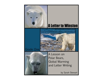 Grade One LA Integrated Lesson Plan on Polar Bears and Global Warming
