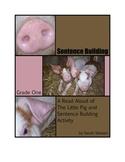 Grade One LA Science Health Lesson Plan Bundle: Baby Animals, Spring