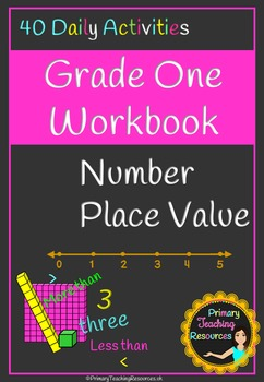 Grade One Math Book (OA and NO outcomes)