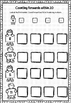Grade One Number Book (Free Sample)