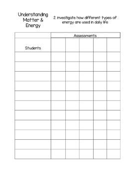Grade One Ontario Assessment Binder