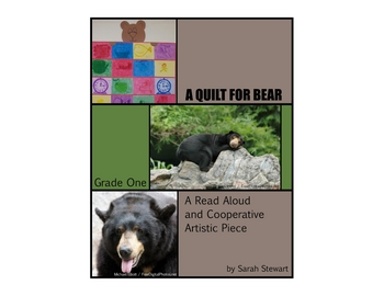 Grade One Science/Art Lesson Plan on Bears and Gift Giving