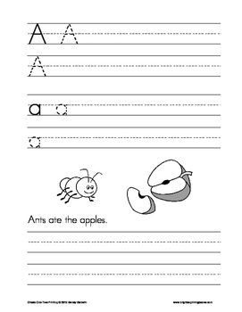 Grade One-Two Printing