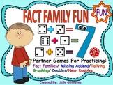 Grade One~Fact Family Fun