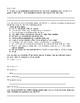 Grade Reflection Worksheet