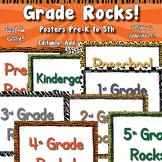 Grade Rocks! Posters  APT-001
