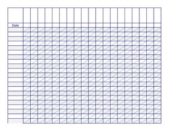 Grade Sheet Hardcopy