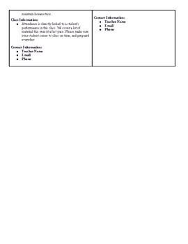 Grade Team Newsletter