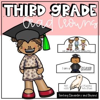 Grade Three Graduation Crowns