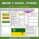 Grade Three Social Studies Unit 2