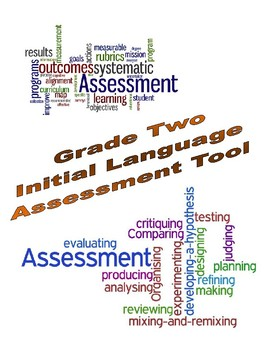 Grade Two Initial Language Assessment Tool