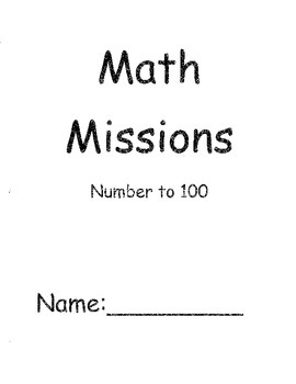 Grade Two Math Problem Solving Missions for Addition and Subtraction to 100