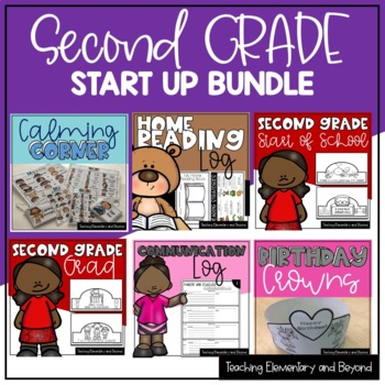 Grade Two September Start Up Bundle