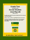 Grade Two Social Studies Communities - Unit 4