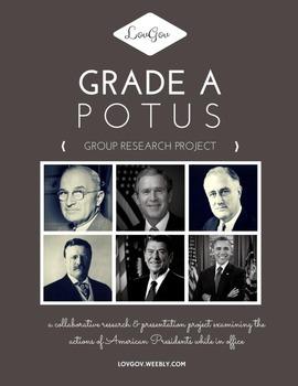 Grade-a-POTUS
