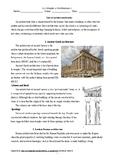 Grade3 Social Study - Architecture2 - Greek and Roman - Bi