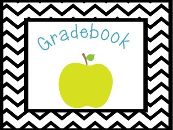 Gradebook Record Sheets