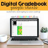 Gradebook Template for Google Sheets
