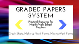 Graded Papers System