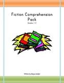 Grades 1-2 Fiction Comprehension Pack